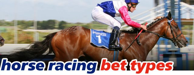 horse racing bet types explained